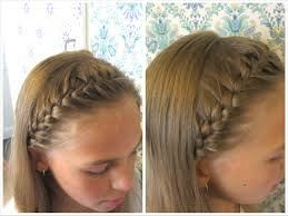 braid headband diy braided headband hairandnailsinspiration