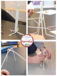 Challenge Directions Stem 12 Straws Towers Challenge Stem Activities And