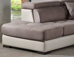 canap d angle taupe canapé d angle taupe et gris clair hcommehome