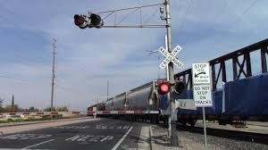 red light cameras sacramento power inn road railroad crossing bnsf 5185 manifest north up