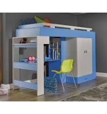 lit superpos combin bureau lit superposé design achat lit superposé design azura home maroc