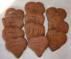 heart shaped crackers thimbles bobbins paper and ink graham crackers for