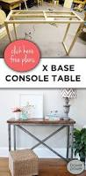 Restoration Hardware Console Table by 660 Best Furniture Images On Pinterest Home Furniture Makeover