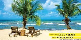Chairs On A Beach Digital Backdrops U2013 Say Cheese