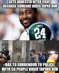Nfl Meme - bad luck revis imgflip
