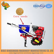 Walk Behind Seed Planter by Tractor Land Rotary Cultivation Machine Tractor Land Rotary