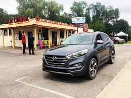 hyundai crossover 2016 135 best hyundai tucson change is good images on pinterest