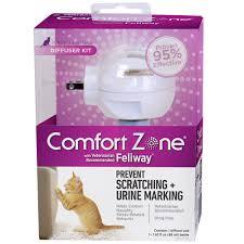 calming collar comfort zone with feliway diffuser 48 ml