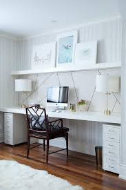 Wall Desk Ideas Ideas For Home Office Desk Glamorous Decor Ideas F Pjamteen