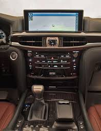 lexus lx 570 interior photos 2017 lexus lx570 review the rolling throwback thursday of the suv