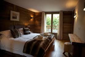 Schlafzimmer Chalet Chic Hüttencharme Im Luxus Chalet