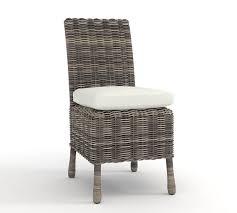 geneva concrete round dining table u0026 huntington dining chair set