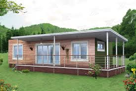 Uncategorized 40ft Two Boxs Shipping Container Homes Or House