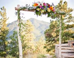 wedding arches dallas tx wedding arch etsy