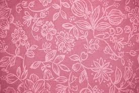 Pink Color Free Picture Pink Color Fabric Textil Floral Pattern Texture