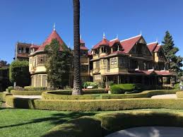 outside of the house outside of the house picture of winchester mystery house san
