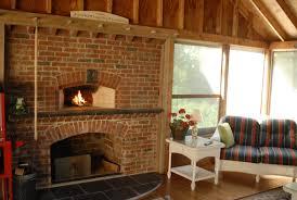 true brick ovens indoor brick oven finish
