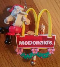 my mcdonalds ornaments my ornament collection