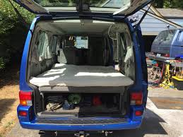 volkswagen caravelle dimensions thesamba com eurovan view topic tips for camping in an mv