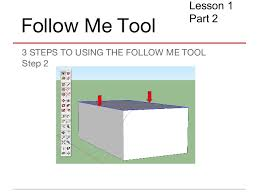 sketchup lesson 1 2