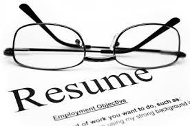 Resume Writing Advice Resume Writing Advice