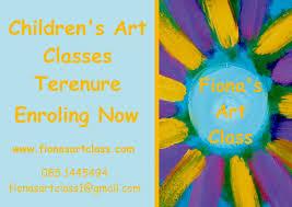 uncategorized art classes for kids terenure