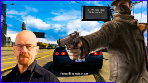 Watch Dogs Meme - watch dogs breaking bad easter egg other internet meme easter