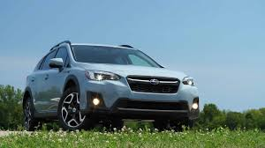 subaru crosstrek white 2018 all new 2018 subaru crosstrek brings rugged looks and refinement