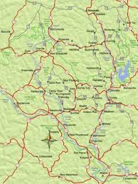 ohio map of cities ohio s cities of black diamonds appalachian history