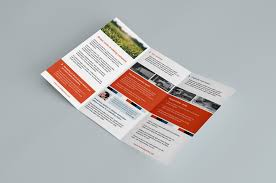 tri fold brochures templates free lovely free trifold brochure