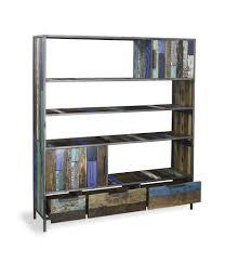bella king bookcase platform storage bed the brick best shower