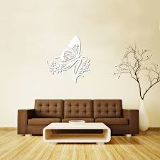 Mirror Wall Decals And Wall by Bedroom Decor Decorative Wall Mirror On The Wall Custom Vinyl