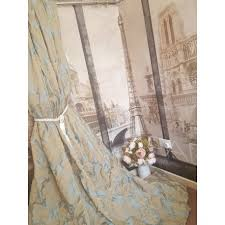 Duck Egg And Gold Curtains New Sublime Huge French Damask Gold Duck Egg 135