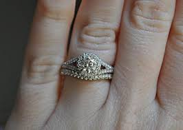 wedding ring and band split shank engagement rings what band weddingbee