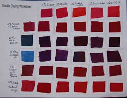 Shaeds Of Red by Beth U0027s Blog 50 Shades Of Red