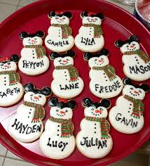 147 best winter christmas cookies images on pinterest decorated