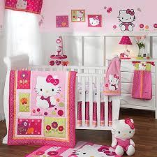 lambs u0026 ivy kitty garden crib bedding collection buybuy baby