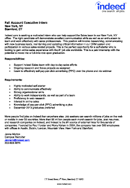 Ppc Resume Indeed Resume Cover Letter Sample