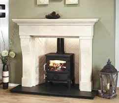 wood burning stove vs fireplace insert