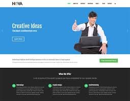 246 best html template images on pinterest html templates