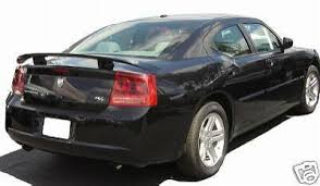 2010 dodge charger spoiler charger collection on ebay