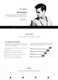 winning resume templates professional resume templates free webthemez
