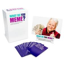 Meme Game - what do you meme games world