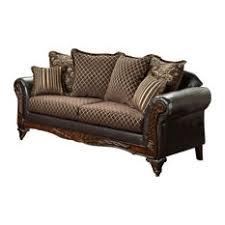 wood trim sofa carved wood trim sofas u0026 couches houzz