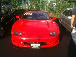 mitsubishi 3000gt 1994 mitsubishi 3000gt vr4 that was for sale right next to my