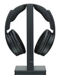 amazon black friday wireless headphones amazon com sony mdrrf985rk wireless rf headphone black home