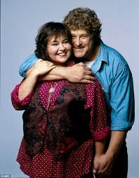 new look for roseanne barr 2015 with blonde hair john goodman reveals how kristen wiig blew him off after he acted