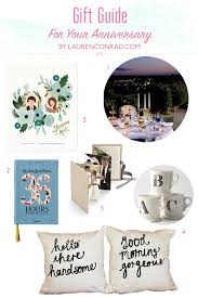 wedding anniversary gift ideas for him gift guide anniversary gift ideas conrad