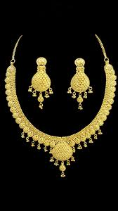 gold jewelry necklace sets images 22k gold necklace set 1002 alquds jewelry jpg
