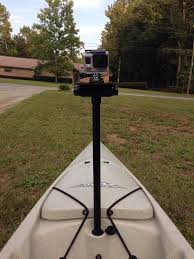 kayak fishing gopro sail mount for hobie revo 5 in parts from lowe s